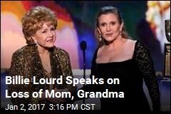 Billie Lourd Speaks on Loss of Mom, Grandma
