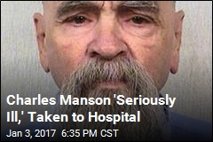 Charles Manson Leaves Prison...Temporarily