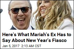 Mariah Carey's Ex Weighs In on New Year's Eve Fiasco