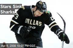 Stars Sink Sharks