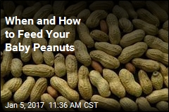 When and How to Feed Your Baby Peanuts
