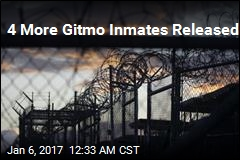 4 More Gitmo Inmates Released