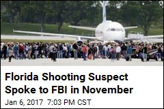 Fla. Gunman Said Government Controlled His Mind: Official