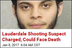Feds Seek Death Penalty in Lauderdale Airport Shooting