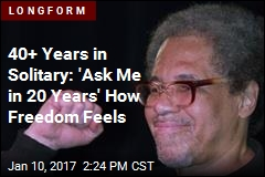 'Angola 3' Inmate on Being Free: 'Ask Me in 20 Years'