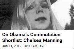 On Obama's Commutation Shortlist: Chelsea Manning