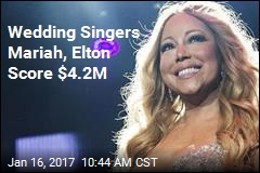 Mariah Carey Scores Huge Payday for Wedding Show