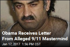 Letter From Alleged 9/11 Planner Delivered to Obama