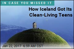 How Iceland Got Its Clean-Living Teens