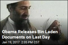 Obama Releases Bin Laden Documents on Last Day