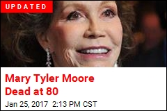 Family Saying Goodbye to Mary Tyler Moore: Report