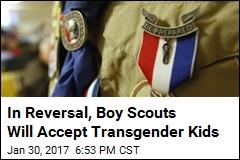 In Reversal, Boy Scouts Will Accept Transgender Kids