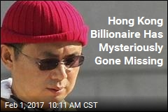 Hong Kong Billionaire Has Mysteriously Gone Missing