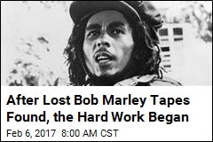 Long-Lost Bob Marley Tapes Brought Back to Life