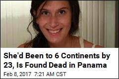 Columbia Grad's Day Trip to Panama Island Ends in Death