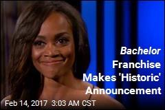 Bachelor Franchise Makes 'Historic' Announcement
