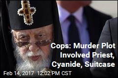 Cops: Priest Busted in Plot to Poison Cleric