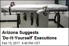 Arizona Suggests Lawyers Buy Drugs to Execute Their Clients