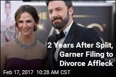 Jennifer Garner Finally Filing for Divorce, 2 Years Later