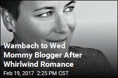 Wambach to Wed Mommy Blogger After Whirlwind Romance