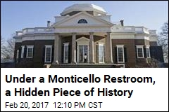 Monticello Makeover to Include Once-Hidden Hemings Room