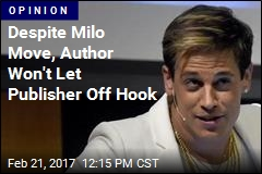 Milo Book Cancellation Is Too Little, Too Late