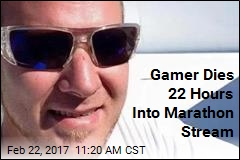 Gamer Dies 22 Hours Into Marathon Stream