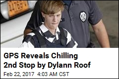 Dylann Roof Stopped at 2nd Church After Massacre