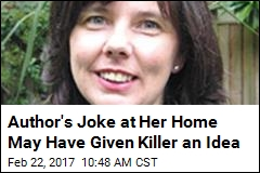 Children's Author Showed Killer Where to Hide Her Body
