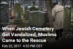 Muslim-Americans Raise $90K for Victims of Anti-Semitism