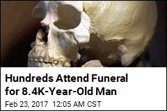 Kennewick Man Finally Laid to Rest