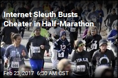 Internet Sleuth Busts Cheater in Half-Marathon