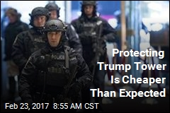 Protecting Trump Tower Is Cheaper Than Expected