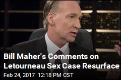 Bill Maher Once Favorably Discussed a Pedophilia Case