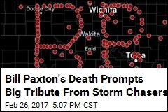 Bill Paxton's Death Prompts Big Tribute From Storm Chasers