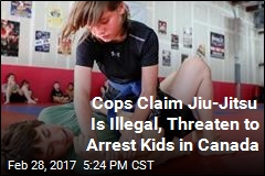 Cops Claim Jiu-Jitsu Is Illegal, Threaten to Arrest Kids in Canada