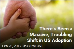 There's Been a Massive, Troubling Shift in US Adoption