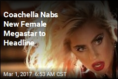 Gaga's Next Big Show: Coachella