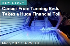 Health Bill for Tanning Beds in US: $343M a Year