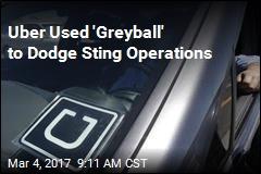 Uber Used Secret Software to Dodge Authorities