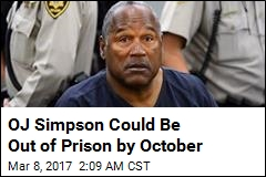 OJ Simpson Could Be a Free Man This Fall