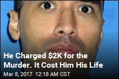 Texas Executes Hit Man for 1992 Murder
