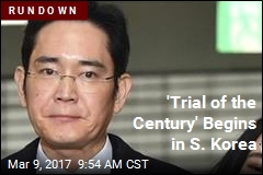 'Trial of the Century' Begins in S. Korea