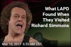 LAPD: Richard Simmons Is 'Perfectly Fine'