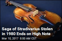 Tears Guaranteed When This Stolen Stradivarius Is Played