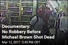 New Footage Alters Narrative of Michael Brown's Last Hours