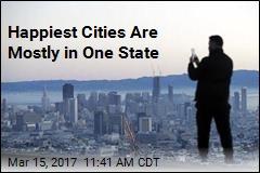 America's 10 Happiest Cities
