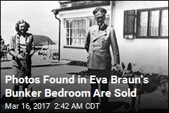 Eva Braun's Hitler Photo Album Sold at Auction