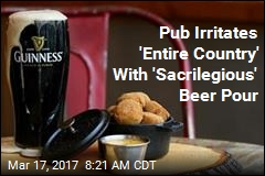 How Not to Pour a Guinness for St. Patrick's Day