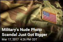Military's Nude Photo Scandal Now Includes Gay Porn Sites